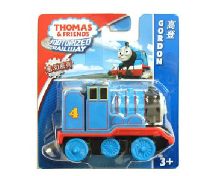 Authorized Thomas & Friends Electric locomotive Gordon Diecast Metal Thomas hook Plastic metal Railroad Train kids toy(China (Mainland))