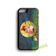 Vintage Halloween Card case cover for iphone 4 4s 5 5s se 5c 6 6s 7 6 plus 6s plus 7 plus #FG2308(China (Mainland))