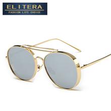 Buy ELITERA 2017 Classic Sunglasses Women Oversized Coating Ploarized Driving Sun Glasses Women UV400 Gafas Oculos De Sol for $8.87 in AliExpress store