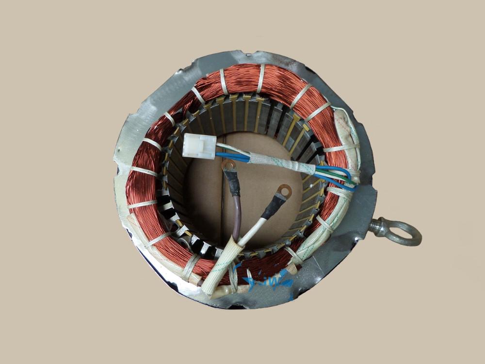GX620 10KW SHT11500  2V77 2V78 Stator&rotor-1