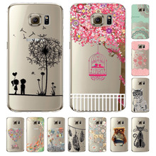 Hot Sale Fashion Painted Pattern Silicone Soft For Samsung Galaxy Note 5 Cell Phone TPU Phone Cases cover