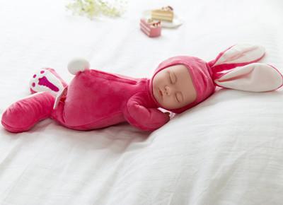 Reborn Baby Doll Sleeping newborn baby speaking Toy sing songs girls toys gift boneca brinquedo(China (Mainland))