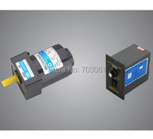 Buy 25W speed control motors AC speed control gear motors Micro AC gear motor ratio 5:1 for $66.99 in AliExpress store