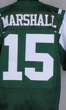 Mens 15 Brandon Marshall 12 Joe Nama 22 Matt Forte 24 Darrelle Revis 87 Eric Decker jersey, jersey,White,Green,Size M-XXXL(China (Mainland))