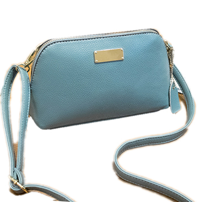women casual messenger bags high quality lady leather shoulder clutch bag for ladys women pu leather women bag bolosa(China (Mainland))