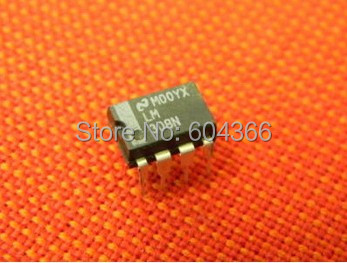 LM308N LM308 DIP8 Operational Amplifiers Chip IC Free Shipping(China (Mainland))