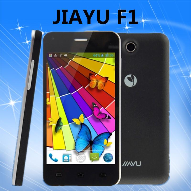 Jiayu F1 Smartphone Dual Core 4.0 inch tela MTK6572 1.3 GHz 512 MB / 4 GB Android 4.2 WiFi GPS 3 G WCDMA Dual Sim Moblie phone(China (Mainland))