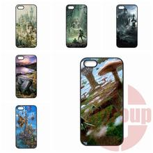 Screen Protector Fabulous fantasy landscape Moto X1 X2 G1 G2 E1 Razr D1 D3 BlackBerry 8520 9700 9900 Z10 Q10 - Phone Cases For You Store store