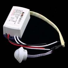 1pcs IR Infrared Module Body Sensor Intelligent Light Motion Sensing Switch New Worldwide Freeshipping!