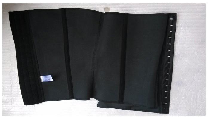 Латекс талии cдюймer спорт латекс талия обучение корсеты стали корсетные корсет для похудения gaine amincissante талия тренер пояс