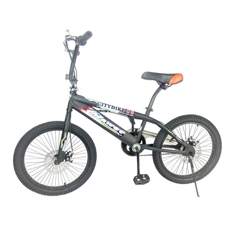 2015 new style 20 inch 360 degree rotate 48 hole double V brake adjustable bmx bicycle bike for sale(China (Mainland))