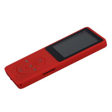 Factory price 8GB Mini Slim Digital MP3 MP4 Player LCD Screen FM Radio Video Games Movie Sept12(China (Mainland))