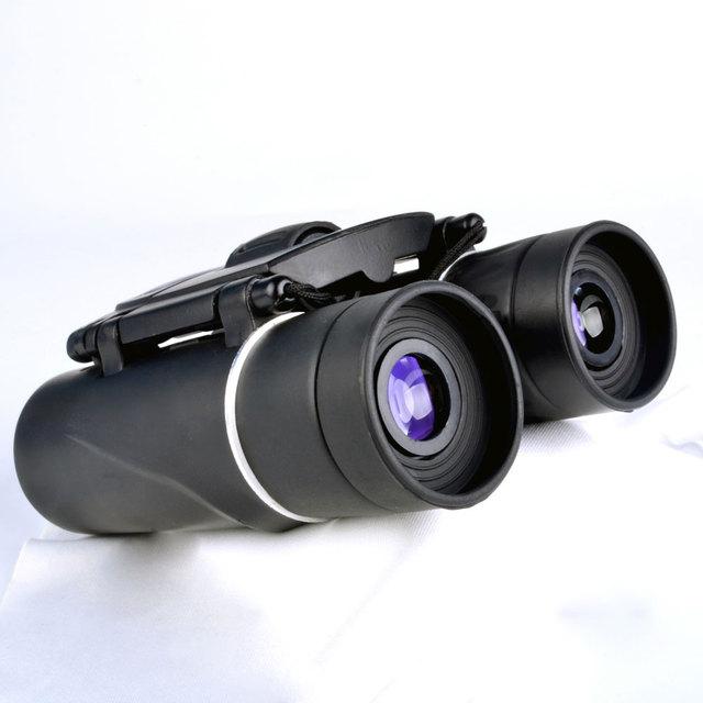 Teyeleec 20×22 Compact Binoculars