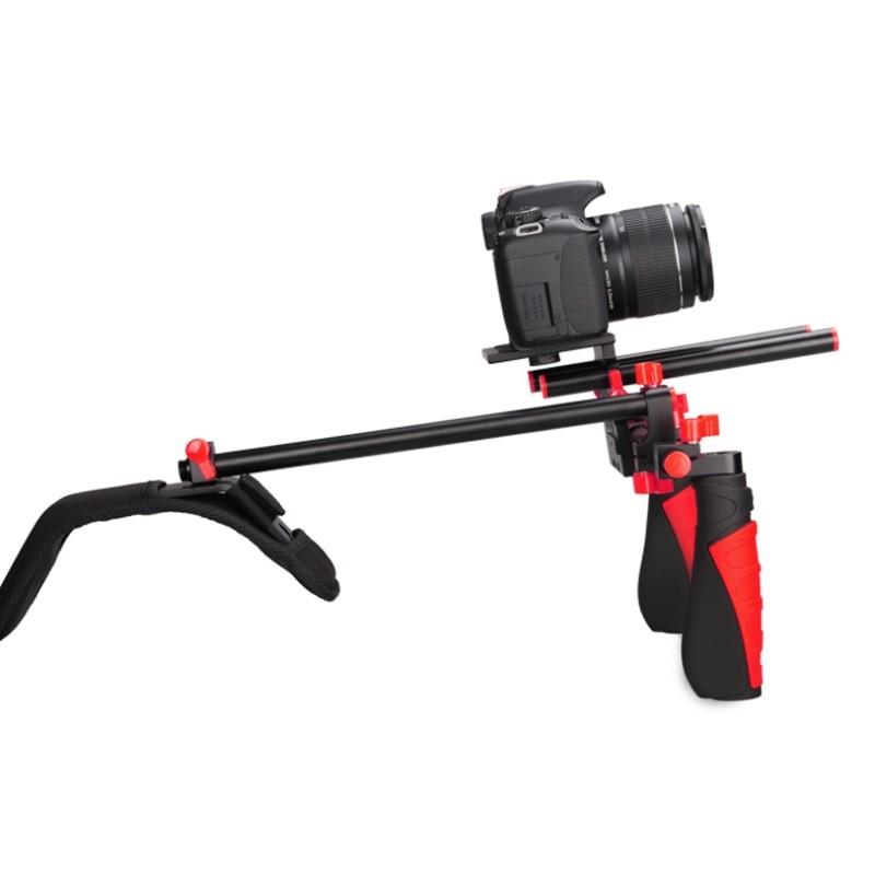 Aputure Magicrig MR-V2 (Steady shooting, Smooth handling),Pro Handing Stabilizer Video Camera Shoulder Bracket For Canon Nikon(China (Mainland))