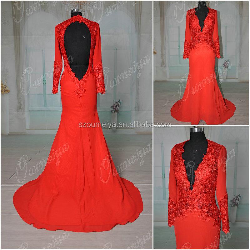 Вечернее платье OUMEIYA ORE143 V