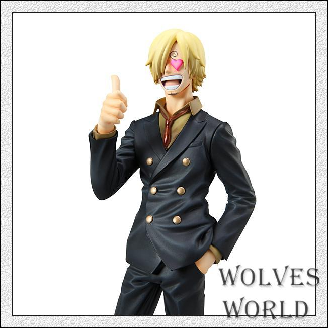 Japan One Piece New World Anime Figuarts Zero POP Sanji Action Figure PVC Boxed Model Anniversary Limited Edition 0134(China (Mainland))