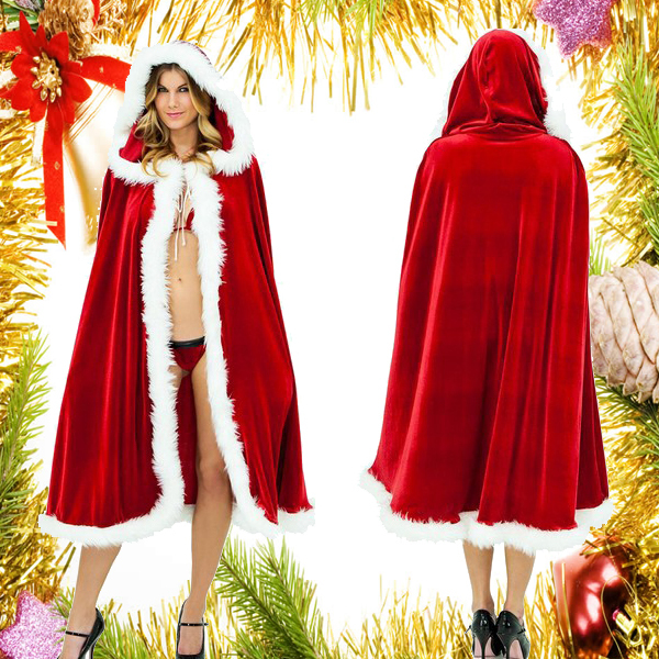 Christmas cloak buy cheap christmas cloak lots from china christmas