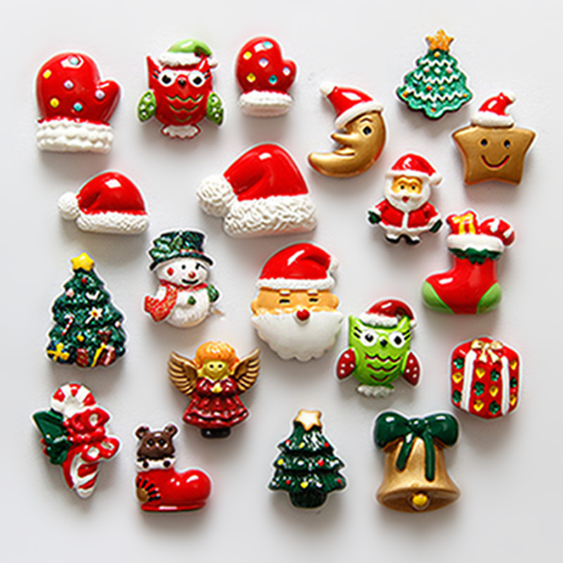 Online buy wholesale christmas refrigerator magnets from