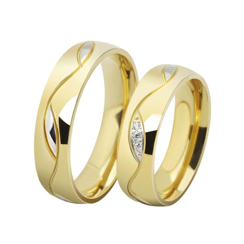 Cool Wedding Ring 2016 Wedding Gold Rings Pair