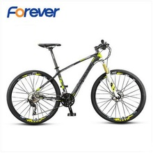 Carbon Fiber 27.5 inch Mountain Bike  30 Speed  Double Disc Brake Drive-By-Wire Fork Mountain Bicycle(China (Mainland))