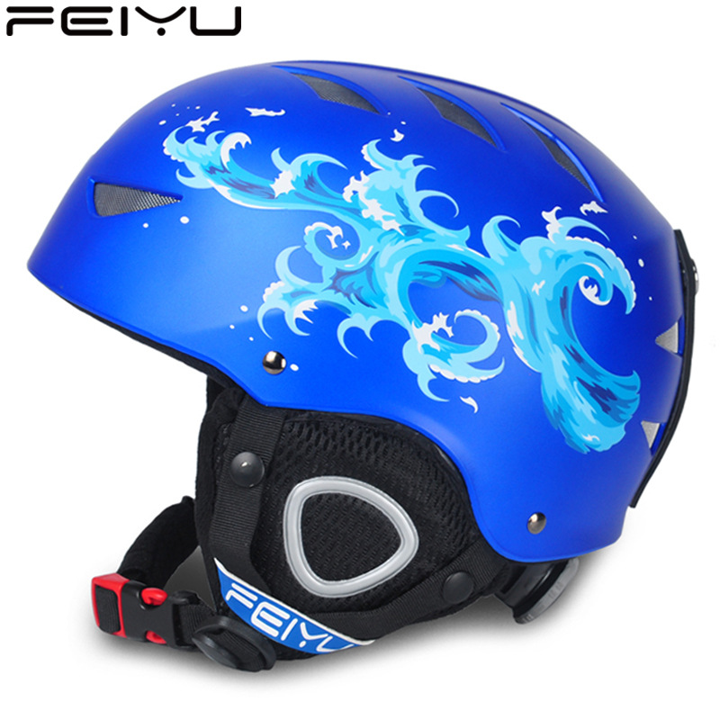 Snowboard Child Boy Girl Skating Skateboard Skiing Snow Sports Ski Helmet Protection Safety Professional Head Protector Limited(China (Mainland))