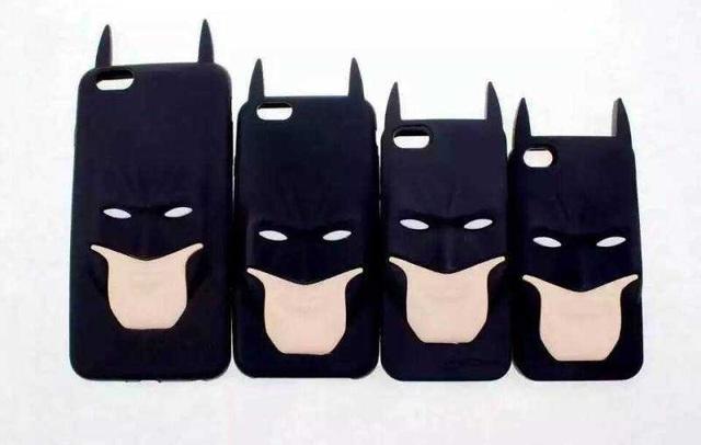 Batman case for smartphones