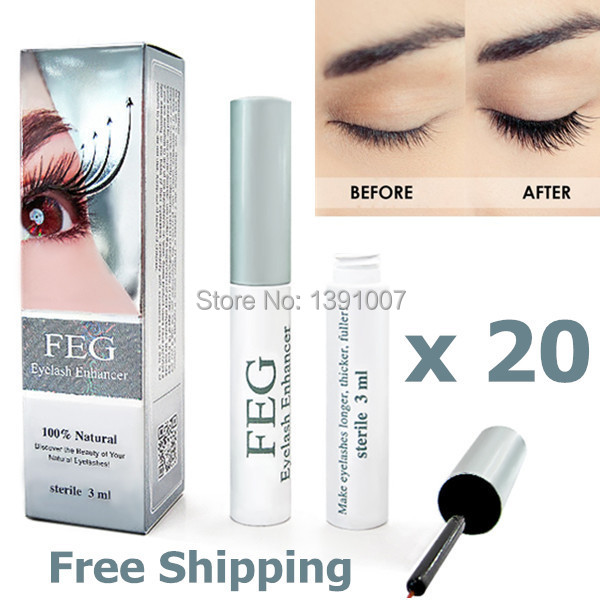 FEG eyelash enhancer serum ORIGINAL manufacturer FEG for eyelash growth best eyelash growth liquid<br><br>Aliexpress