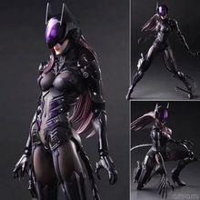 Play Arts Final Fantasy Figure Final Fantasy DC Transform Catwoman Action Figure
