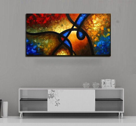 Buy new hot sell handpainted modern for Sell abstract art online