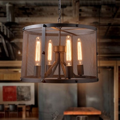 Nethanging Room Lights : ... Vintage Pendant Light Fixtures For Dining Room Hanging Lamp Lampara