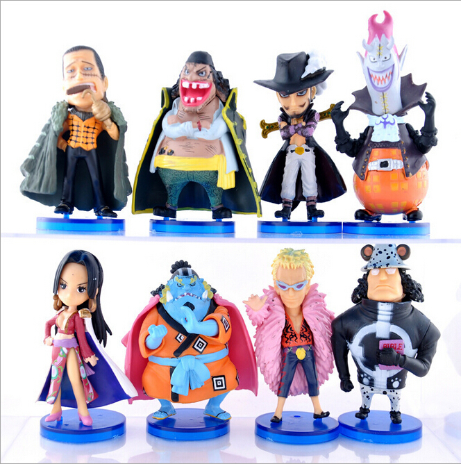 cool Quality 17.5cm Naruto ninja cars decoration version One piece OP HOKAGE children adult toy doll collection Hobby Model(China (Mainland))