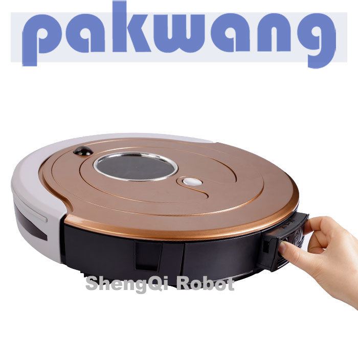Multifunctional Robot Vacuum Cleaner (Auto Vacuum, Auto Mop, Auto Sterilize),vacuum cleaner(China (Mainland))