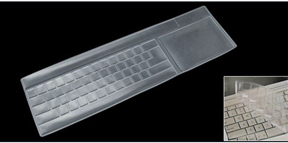 General Universal Silicone Desktop Computer Keyboard Protector Cover Skin Protective Film PC whcn