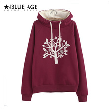 hoodies women 2015 autumn winter casual sweatshirt print long sleeve tracksuits o-neck jogging suits for women sport suits (China (Mainland))