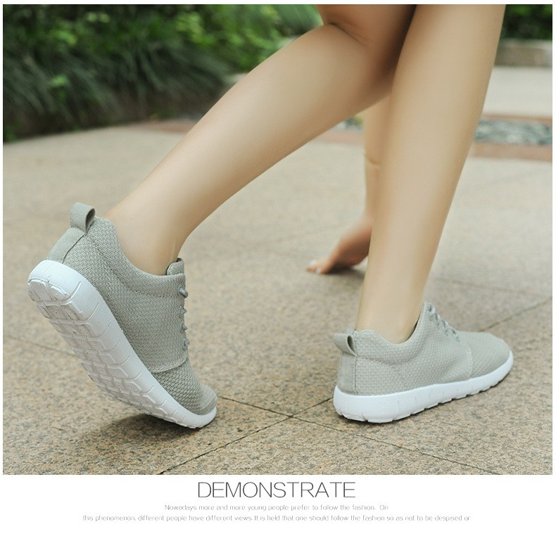 Women Breathable Mesh Shoes Size 35-40 Fashion Women Casual Shoes Zapatillas Deportivas Trainer Free Shipping Ladies Shoes YD85 (19)