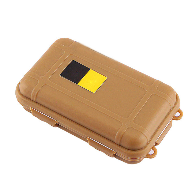 Shockproof Waterproof Survival Storage Case