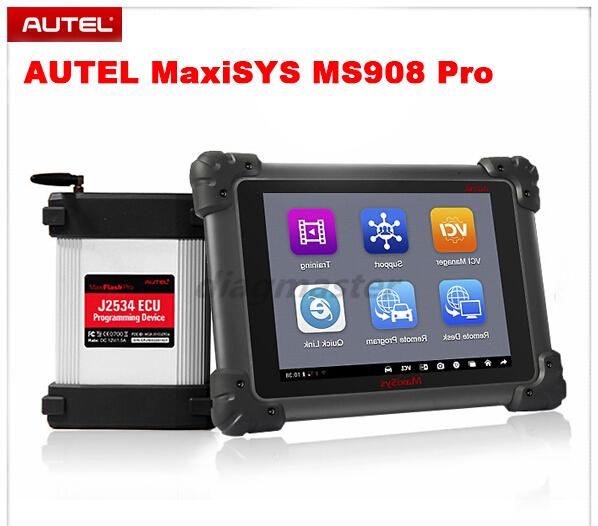 [AUTEL Distributor] Original AUTEL MaxiSYS MS908 Pro AUTEL MaxiDas Maxisys Pro WiFi Autel MS908P Diagnostic & ECU Programming(China (Mainland))