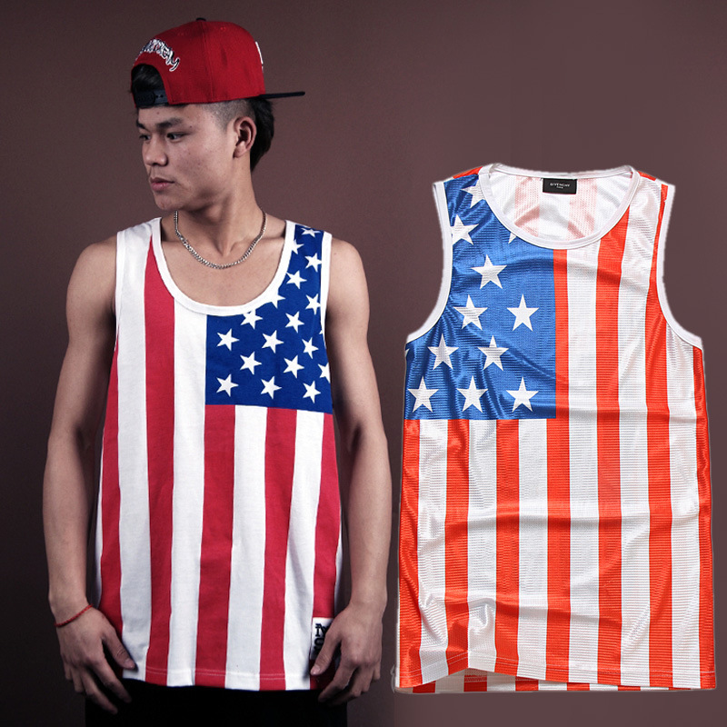 american flag usa clothes big junior college boys t