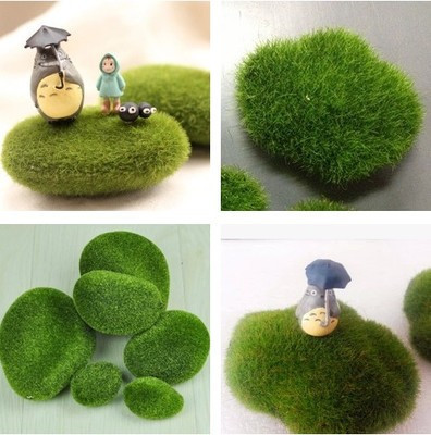 popular artificial grass decoration crafts buy cheap