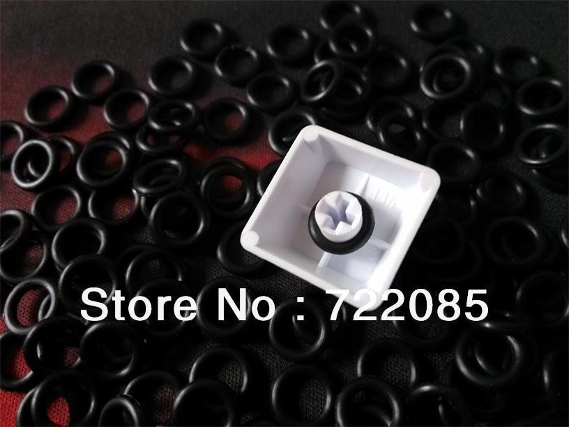 Клавиатура аксессуары о-кольцо черный цвет сумка из 105 шт.