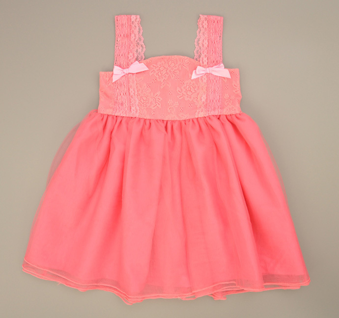 Toddler Discount Designer Clothes Baby girl dress Wholesale
