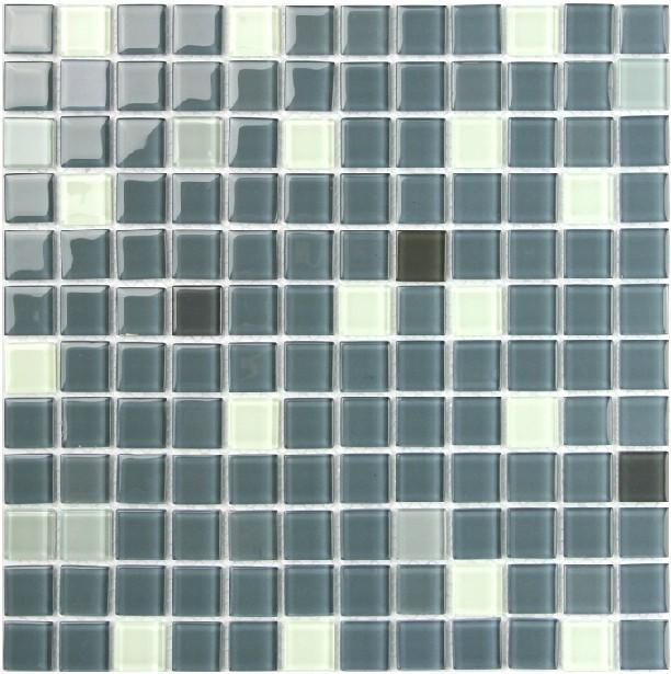 Crystal glass mosaic tile backsplash glass mosaic tile sheet CGMT148 glossy glass mosaic for swimming pool tile bathroom tiles<br><br>Aliexpress