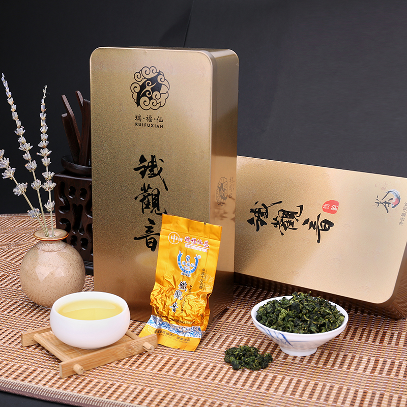250g Top grade Chinese Oolong tea TiKuanYin Green Tea Weight Loss Anxi Tie Guan Yin Fresh China Tieguanyin tea 832<br><br>Aliexpress