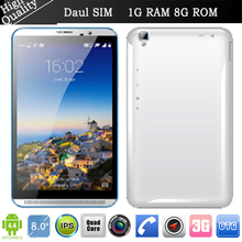 2015 Newest 8″ Tablet pc Quad Core MTK6582 Andriod IPS Screen 1280*800 1GB/8GB Dual SIM 3G Phone call 2+5 MP buletooth GPS wifi