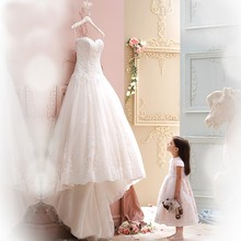ZGS178 robe de mariage High Quality Cheap Price Wedding Gowns Bridal Western Style Luxury Ball Gown Lace Wedding Dresses 2017(China (Mainland))