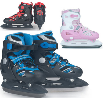 121 child adjustable ice hockey shoes child adjustable pattern skate shoes adjustable size