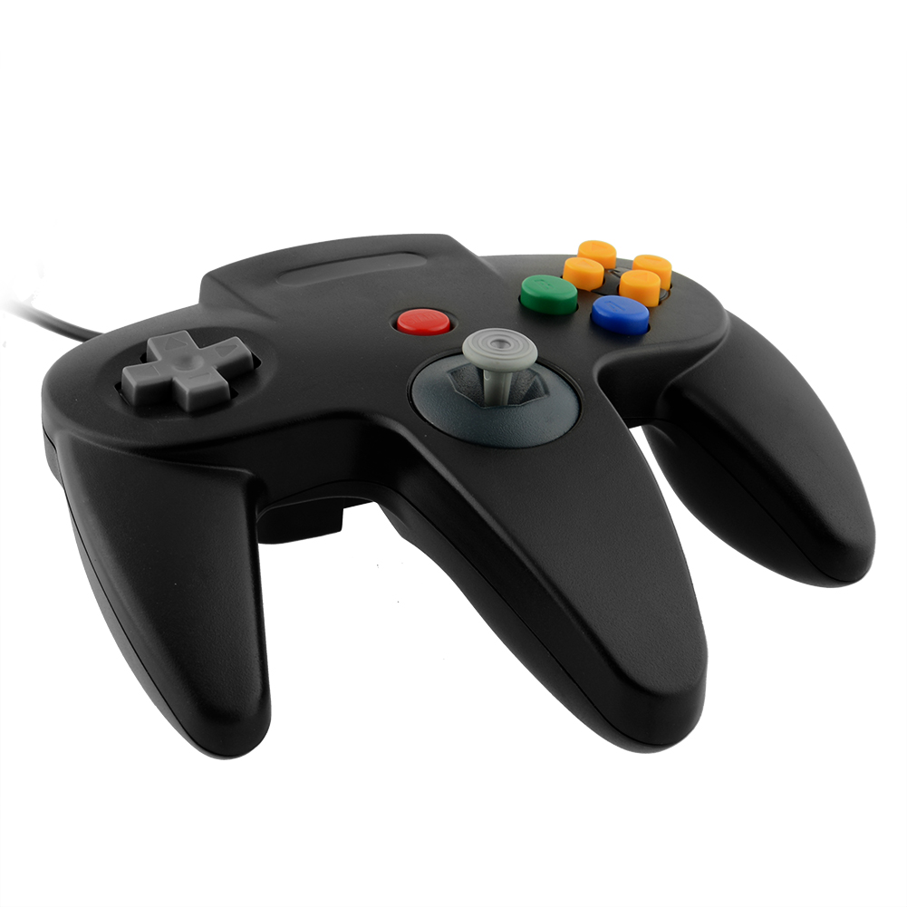 Hot USB Game Wired Controller Joypad Joystick Gamepad Gaming For Nintendo for Gamecube for N64 64