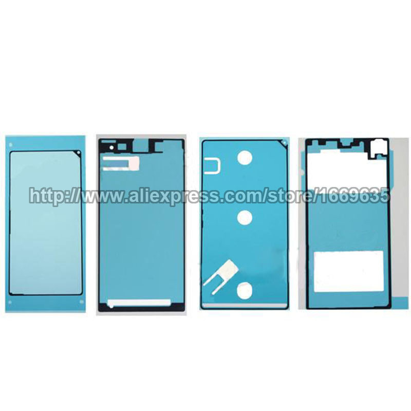 Waterproof Battery Frame Full Set Adhesive Sticker Tape For Sony Xperia Z1 L39H