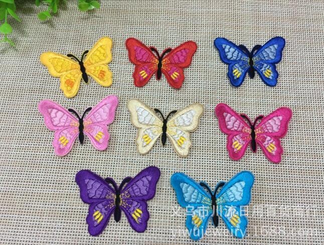 tessuto decorazioni a farfalla promozionefai spesa di