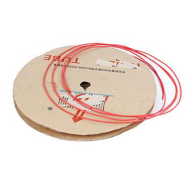 200M Long 2.5mm Diameter Red Polyolefin Heat Shrinkable Tubing 600V<br><br>Aliexpress